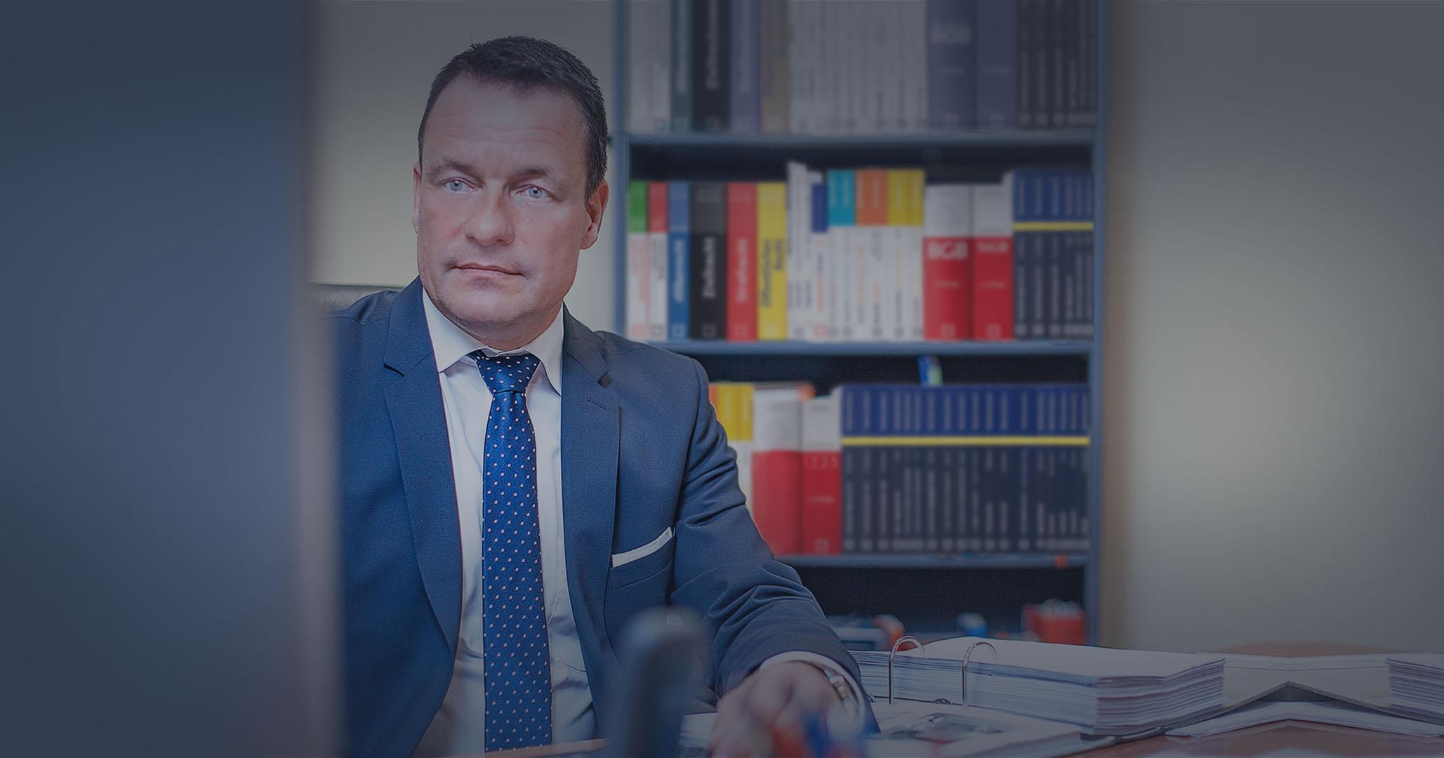Fachanwalt des Strafrechts Herr Christian Nordhausen - Foto: DavidHarex.com